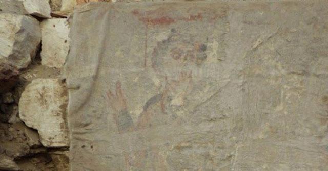 A Pintura Mais Antiga De Jesus Foi Encontrada No Egito