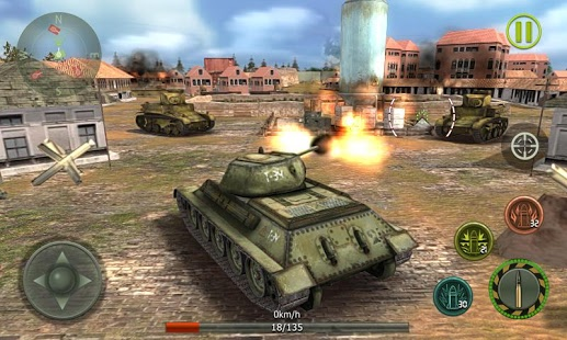 Tank Strike 3D V1.4 Apk for Android