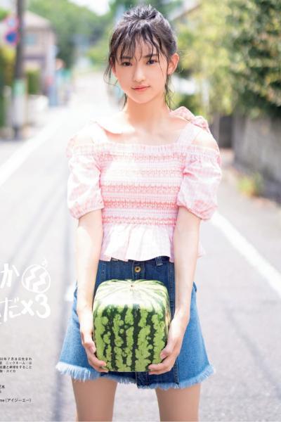 Hatsuka Utada 歌田初夏, FLASH スペシャル グラビアBEST 2019盛夏号