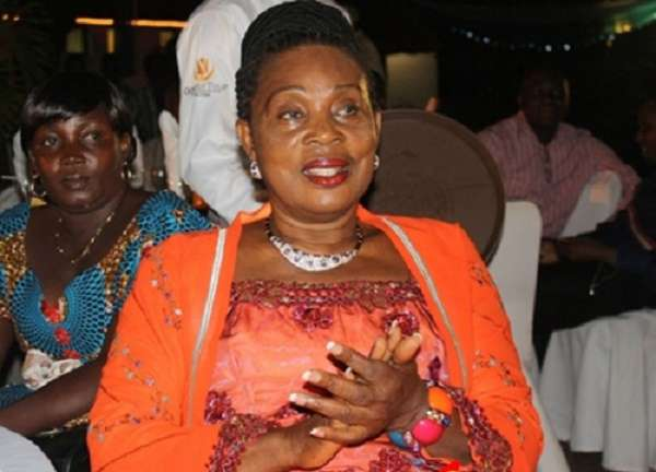I Regret doing Politics Openly - Maame Dokono
