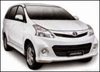 Rental Mobil Avanza Padang