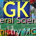 General knowledge - General science (Chemistry MCQs with answers) Part 2