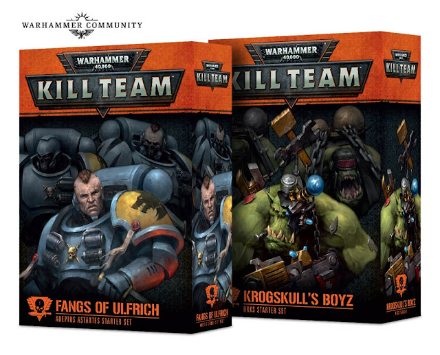 Sets de inicio de Kill Team