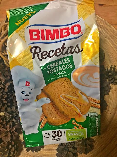 Bimbo recetas