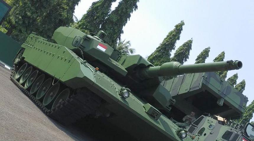 Tank Leopard 2 Revolution RI