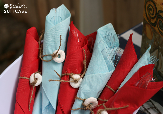 Nautical Theme Baby Shower Ideas My Sisters Suitcase