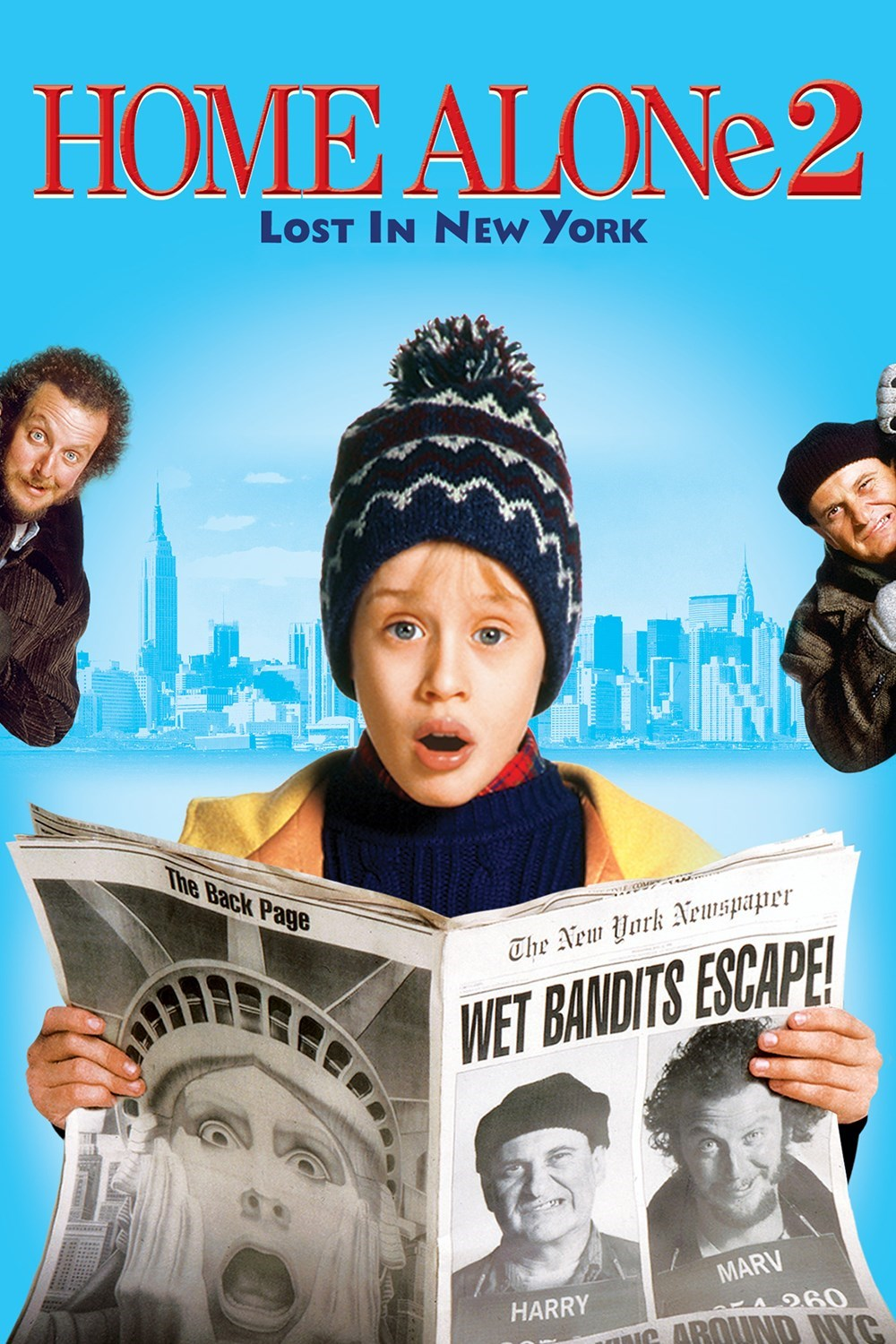 Home Alone 2: Lost in New York 1992 - Full (HD)