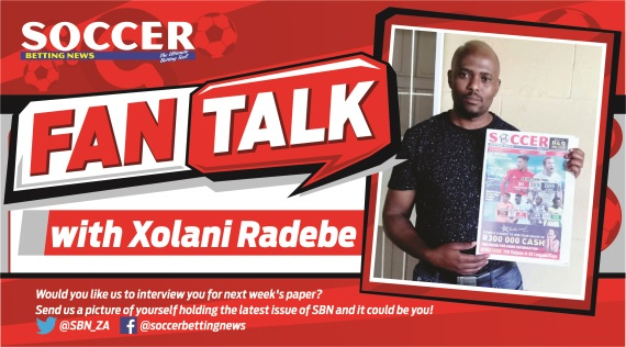 Xolani Radebe Fan of the Week