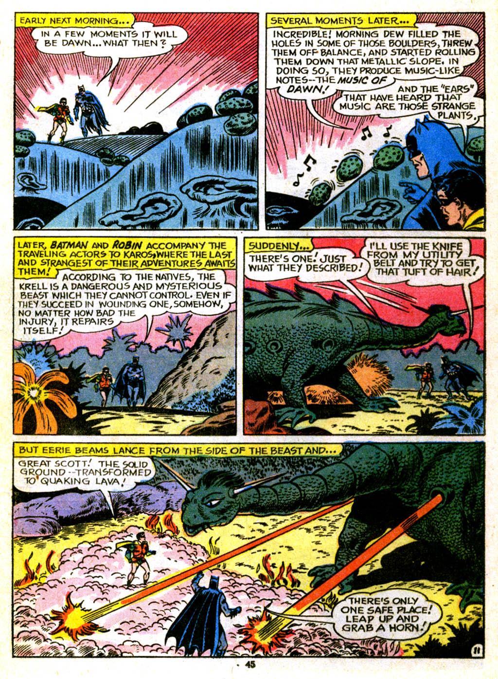 Read online World's Finest Comics comic -  Issue #206 - 41