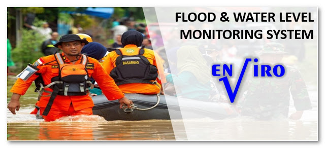 Flood and Water Level Monitoring
