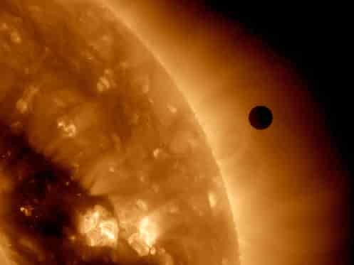 Sehari di Venus lebih lama dari setahun di Venus