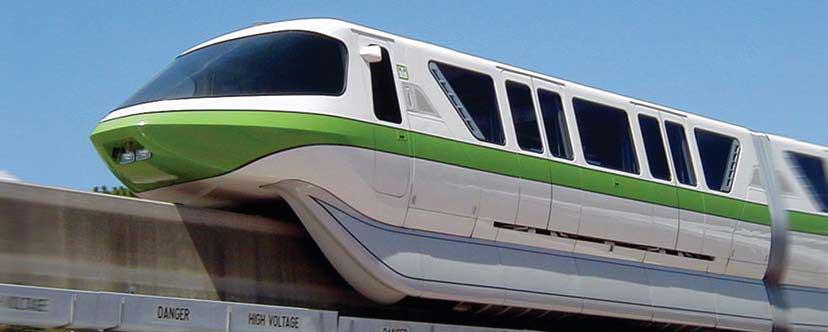 Instalaciones eléctricas residenciales - Tren experimental
