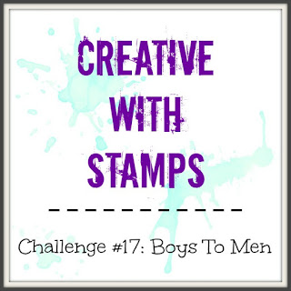Creative With Stamps Challenge #17