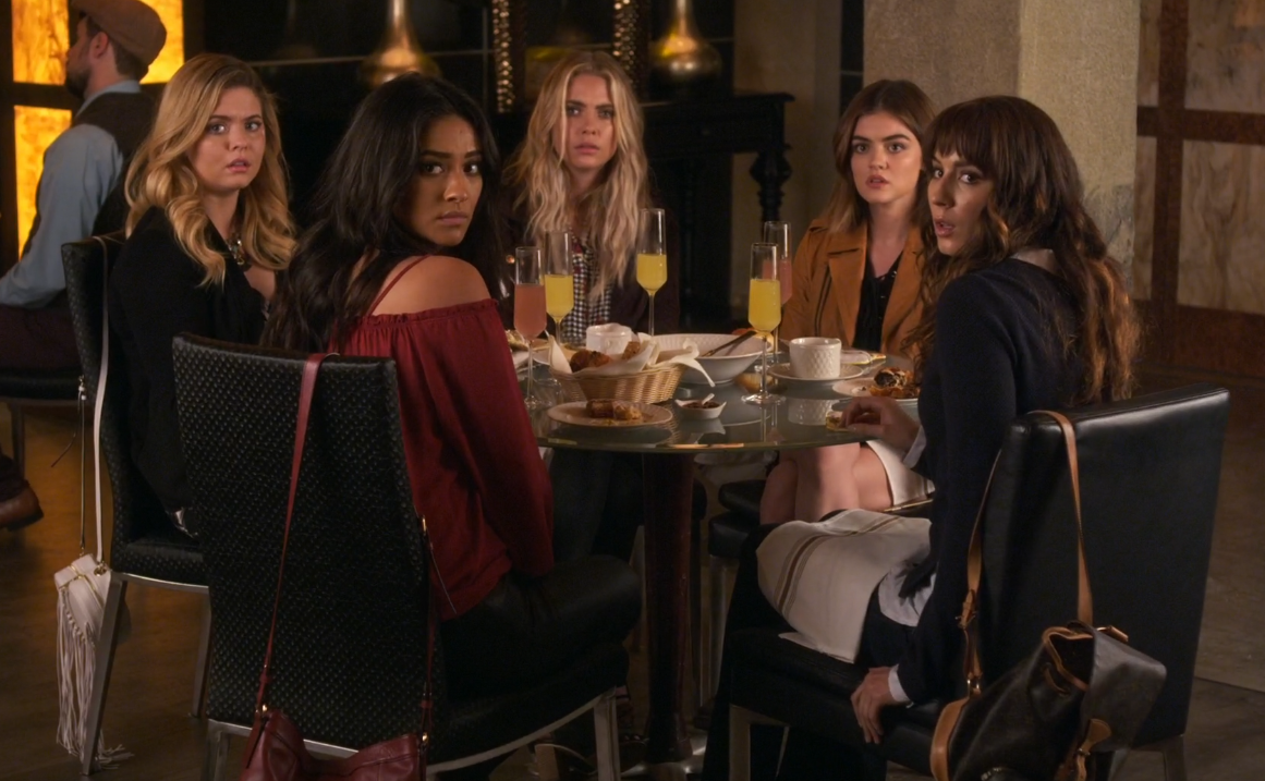 Pretty Little Liars - Original G'A'ngsters - Review:
