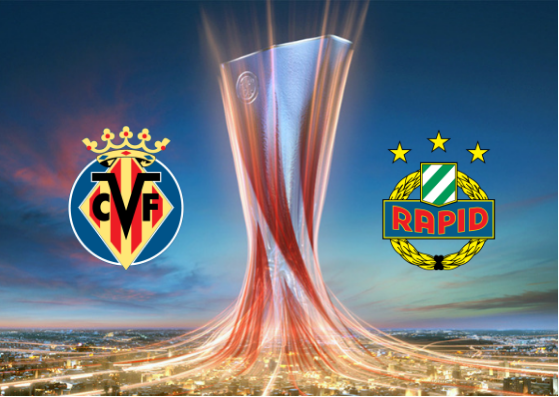 Villarreal vs Rapid Wien - Highlights 25 October 2018