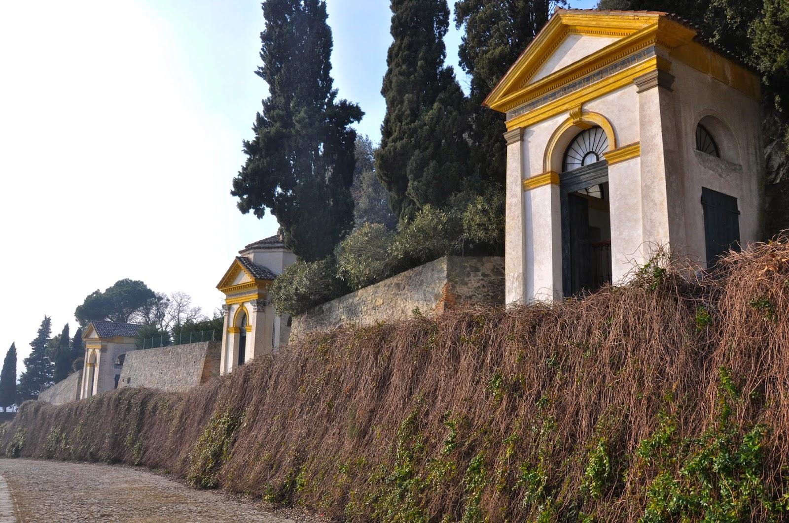 Seven Churches Sanctuary Monselice Italy