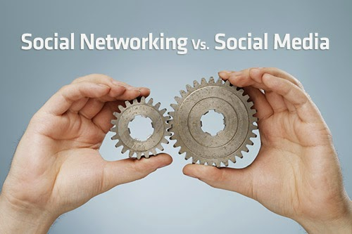 Social Media vs Social Networking