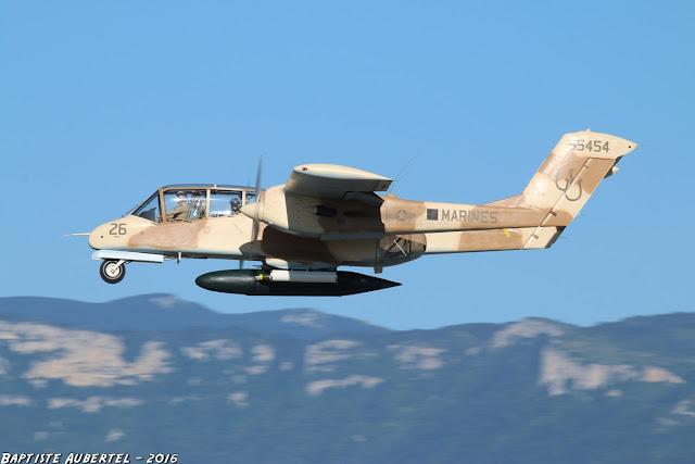 OV-10 Bronco musée européen de l'aviation de chasse