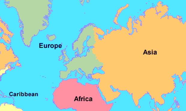 letak astronomis, geografis, dan geologis benua eropa