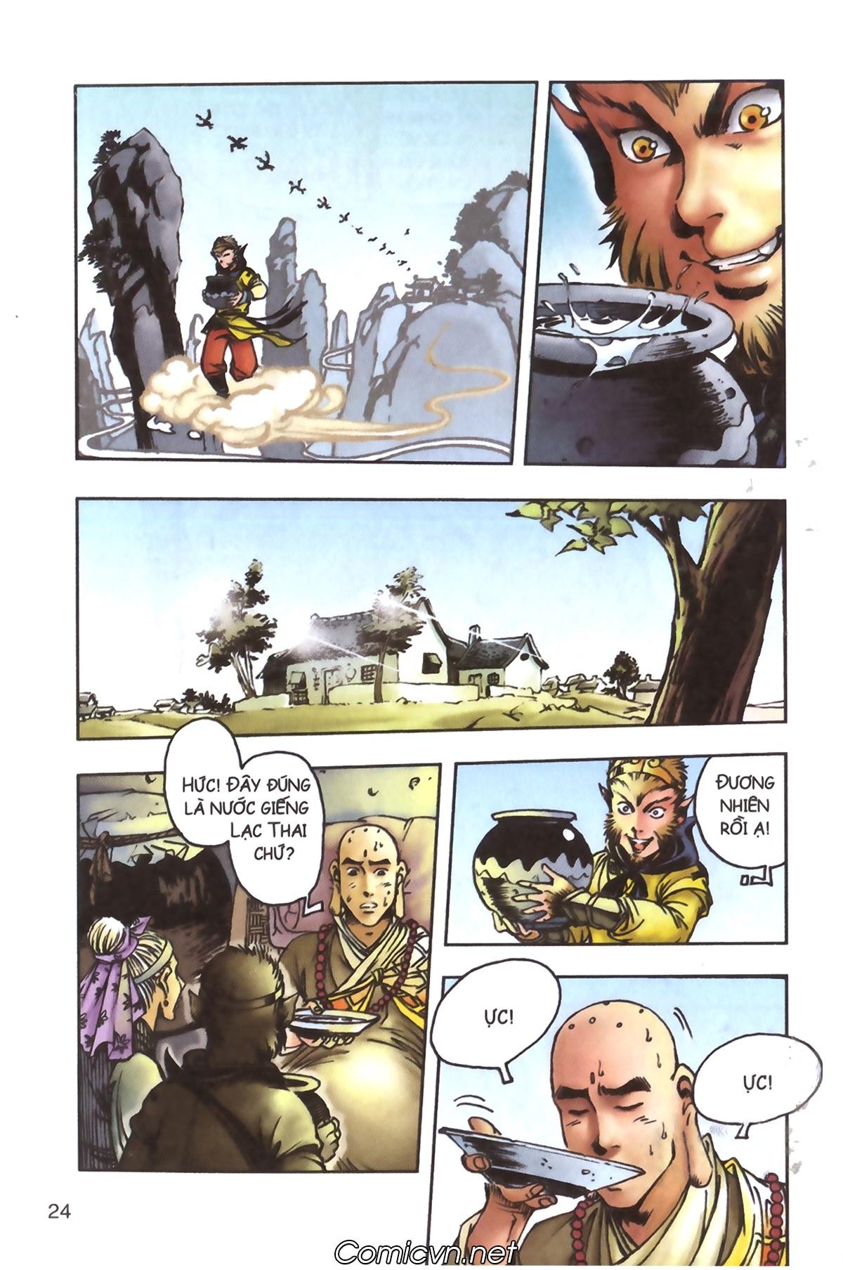 Tây Du Ký màu - Chapter 96 - Pic 22