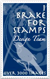 I Design for I Brake for Stamps