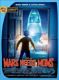 Marte Necesita Mamas (2011) HD [1080p] Latino [Mega] dizonHD