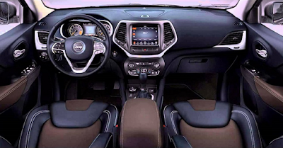 2018 Jeep Grand Cherokee Redesign Interior