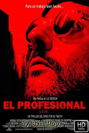 El Profesional (Leon) [1994] [Latino-Ingles] 1080P  [Google Drive] GloboTV