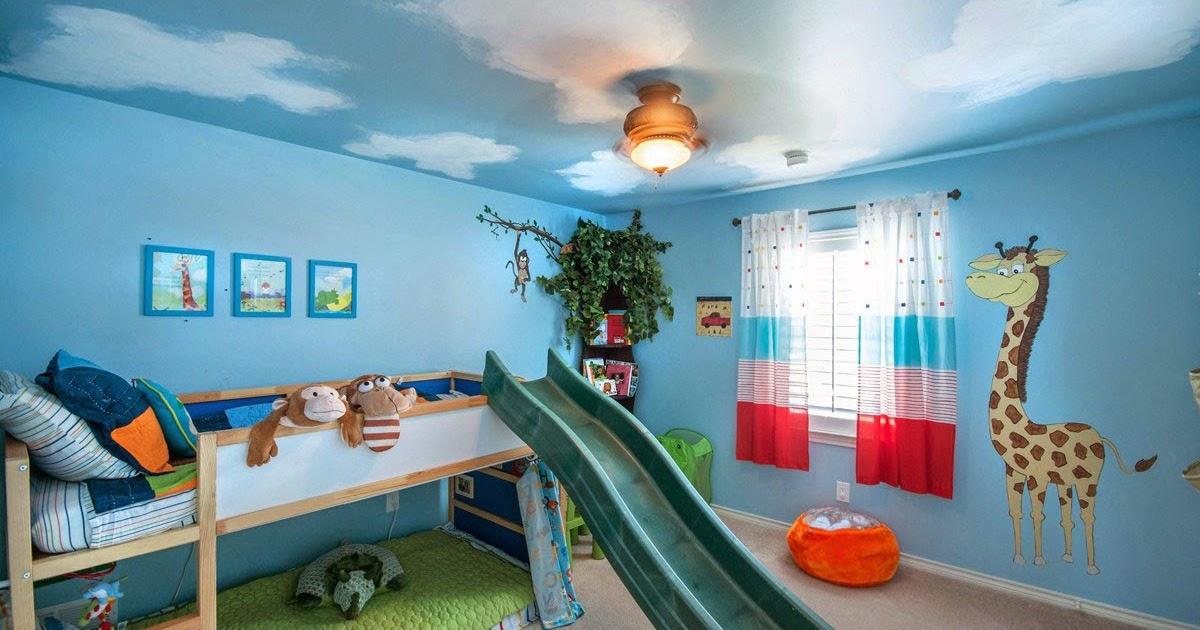 Pour une chambre d 39 enfants magique for Deco chambre d enfants