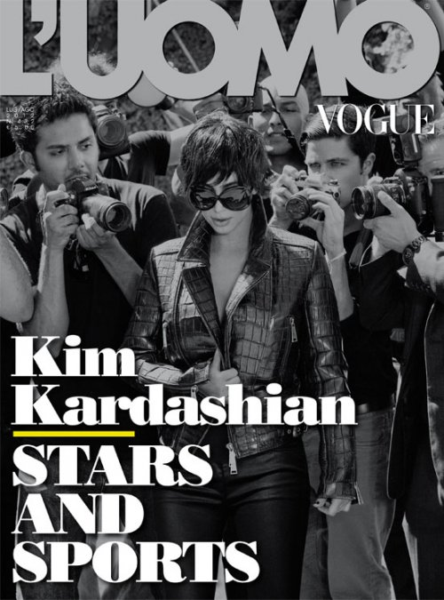 L Uomo Vogue Covers July August 2012