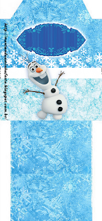 Olaf Smiling: Free Printable Party.