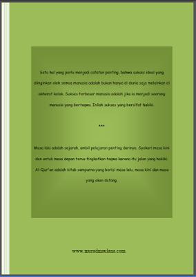 E-book Gratis: Hanya Seorang Blogger! Bukan Ustad!