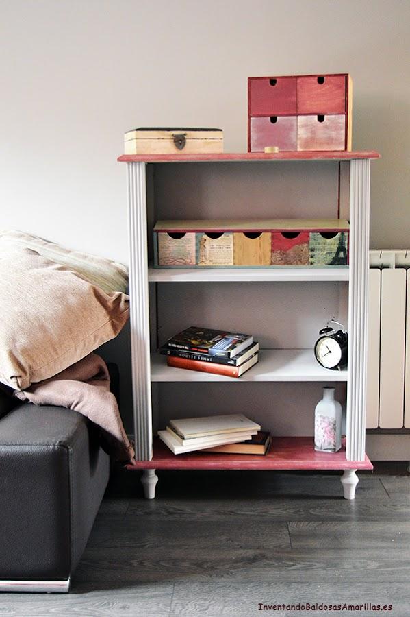 cómo decorar muebles