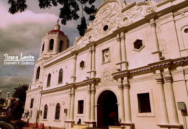 Cebu Metropolitan Cathedral wedding