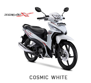 Revo-X FI CW Cosmic White - Honda Surya Motor Banjarmasin Martapura Landasan Ulin