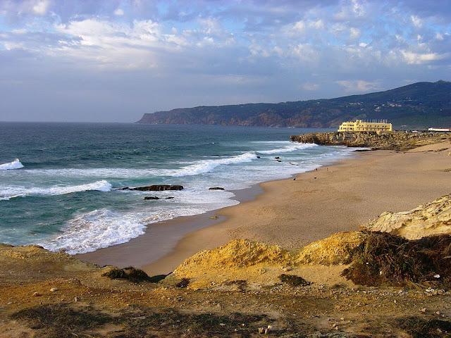 Spiaggia di Guincho a Cascais