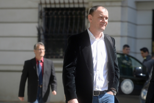 korrupció, Románia, Sebastian Ghiță, DNA, SRI,