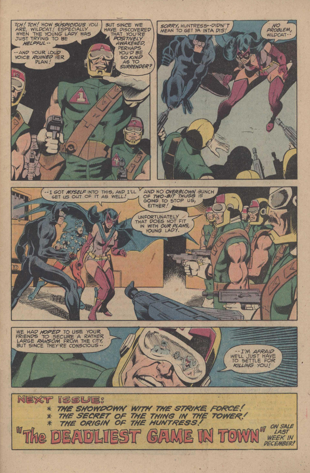 Read online All-Star Comics comic -  Issue #70 - 31