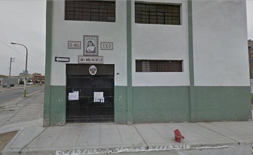 Escuela 4003 SANTA MARIA MAZARELLO - Callao