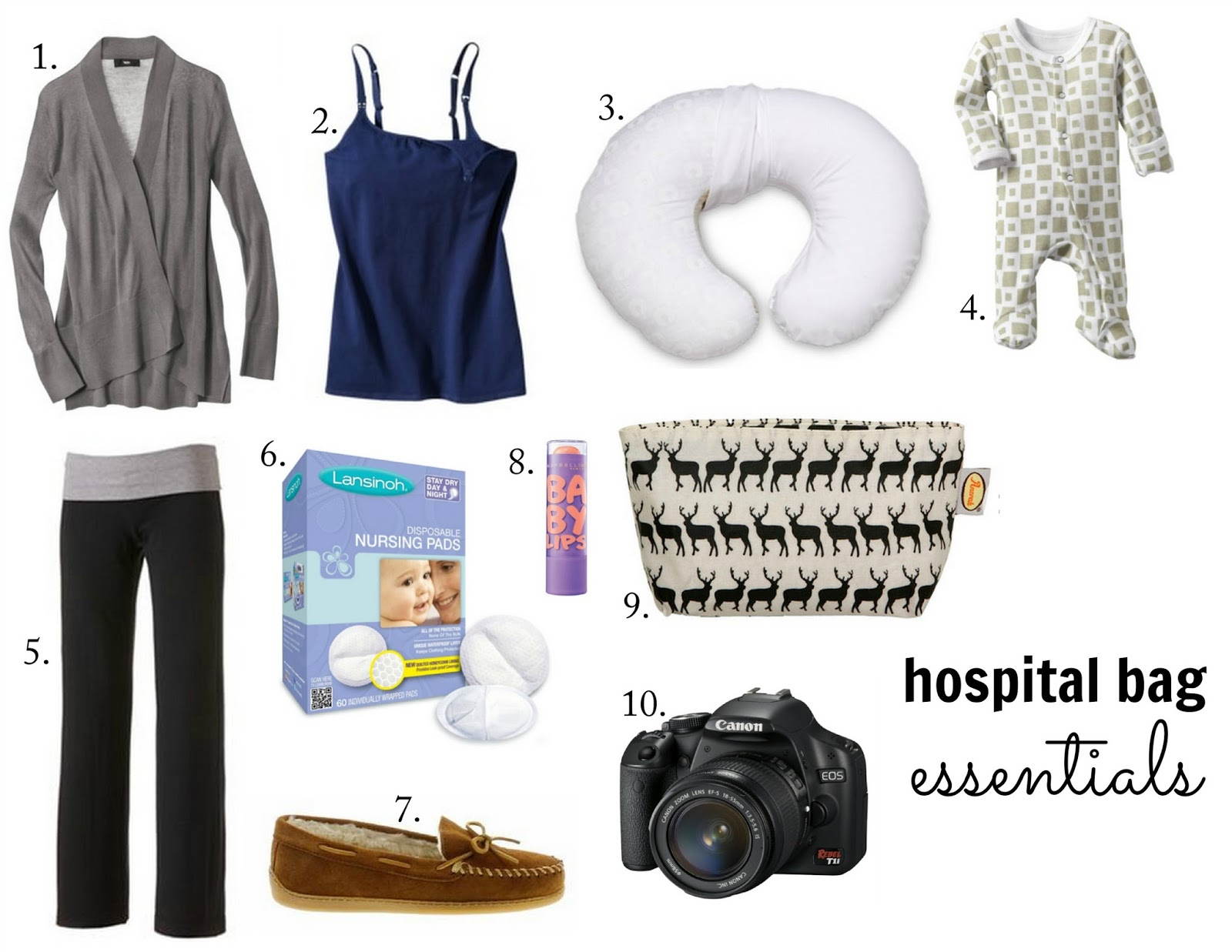 camp patton labor and delivery hospital bag essentials
