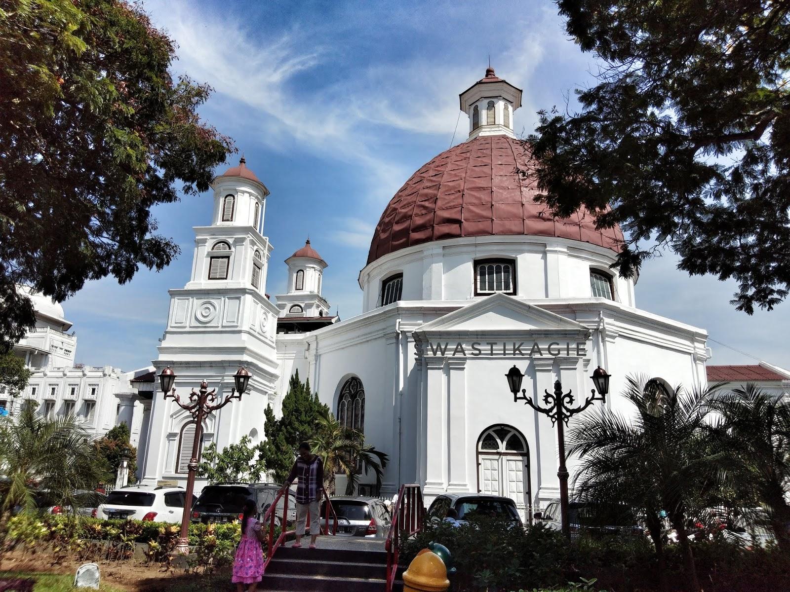 Jalan Jalan Ke Semarang Setelah Sepuluh Tahun Part 1