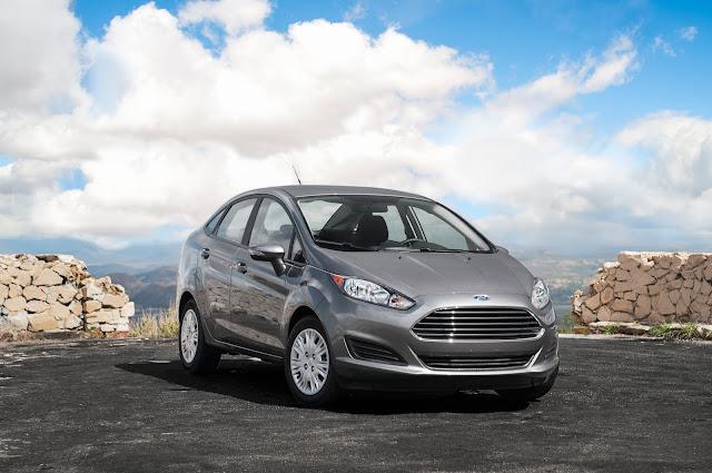Ford Fiesta Ecoboost phiên bản mạnh hơn đã được phát hành