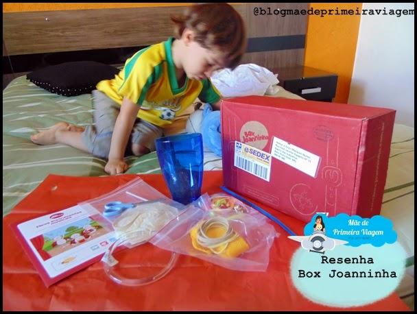 Resenha: Caixinha: Joaninha Box