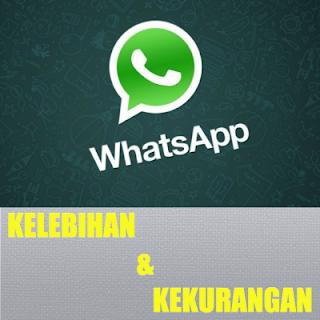 Apa Kelebihan dan Kekurangan Menggunakan WhatsApp ?