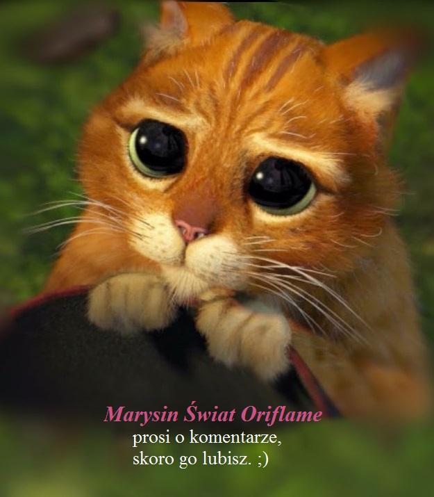 Marysin świat Oriflame 2015
