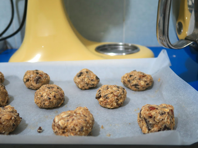 Chocolate Oatmeal Coconut Cookies recipe | salt sugar and i