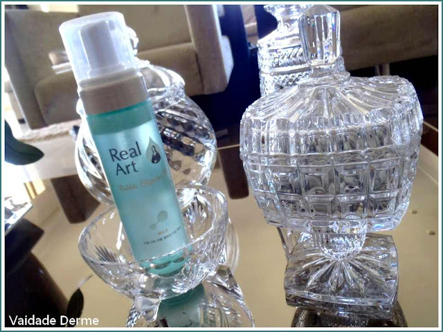 Real Art Bubble Cleansing Oil da Etude House