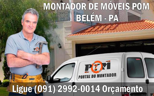 Montagem de Móveis Belém PA (091) 2992-0014
