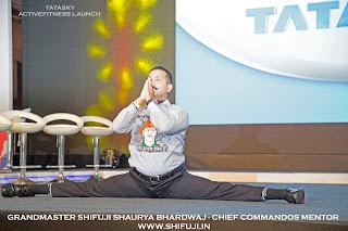 Grandmaster Shifuji Corporate Speaker