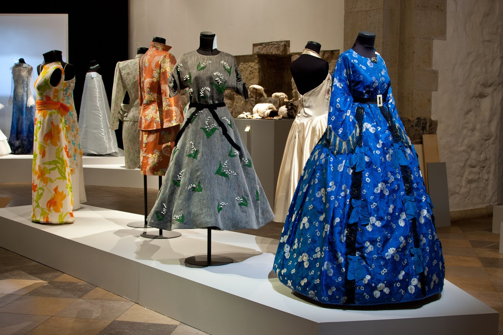 Exhibitions | Tamed Nature. Gowns